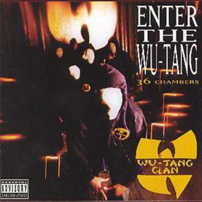 Enter the Wu-Tang: (36 Chambers) - Wu-Tang Clan [CD]