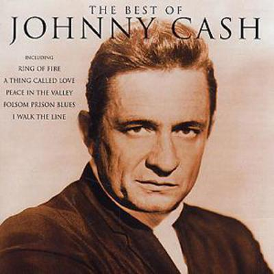 The Best Of - Johnny Cash [CD]