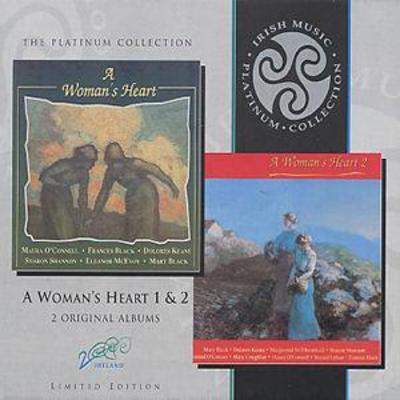 Woman's Heart 1 and 2 - Various Artists [CD]