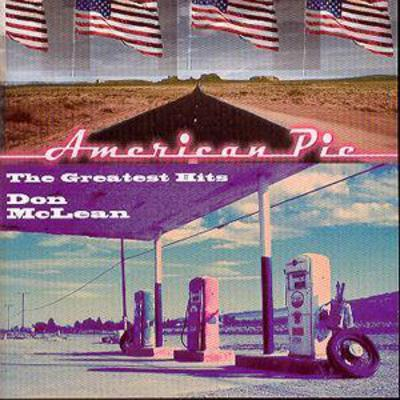American Pie: The Greatest Hits - Don McLean [CD]