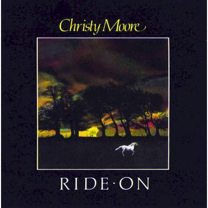 Ride On - Christy Moore [CD]