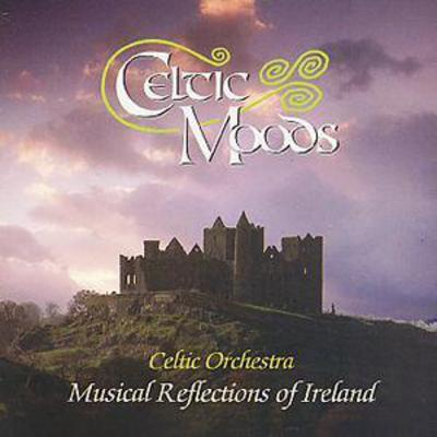 Celtic Moods: Musical Reflections of Ireland - Alan Connaughton [CD]