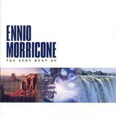 The Very Best Of Ennio Morricone - Ennio Morricone and His Orchestra [CD]