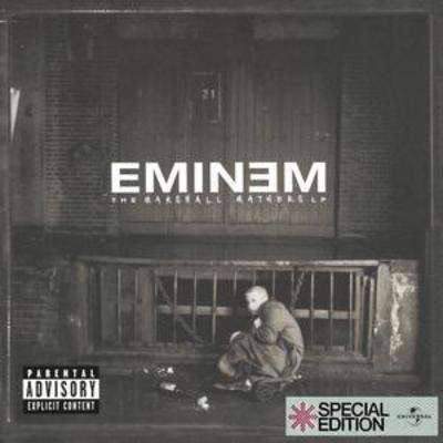 The Marshall Mathers LP - Eminem [CD]