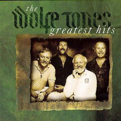 The Wolfe Tones Greatest Hits - The Wolfe Tones [CD]