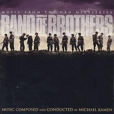 Band of Brothers - Various Composers [CD]