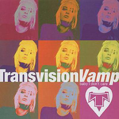 Baby I Don't Care - The Collection - Transvision Vamp [CD]