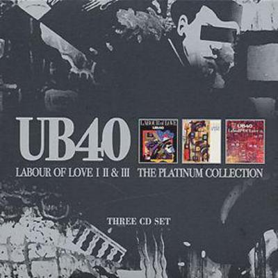 Labour of Love Volume I/ii/iii - UB40 [CD]
