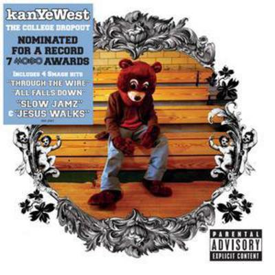 College Dropout, the [explicit] - Kanye West [CD]