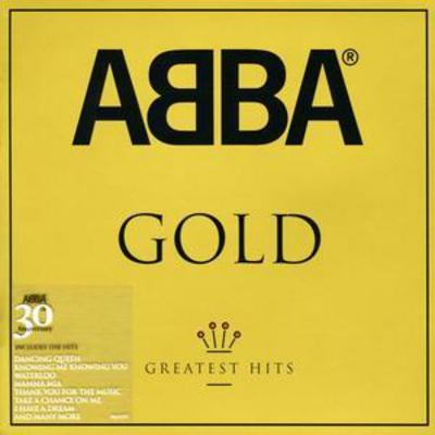 Gold: Greatest Hits - ABBA [CD]