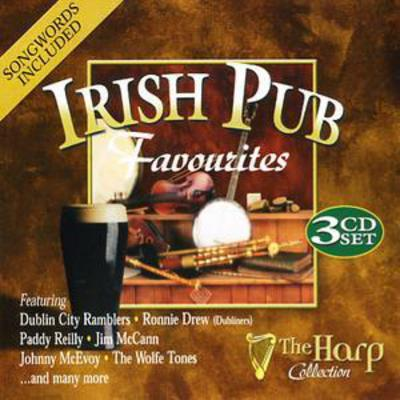 Irish Pub Favourites - Various Artists [CD]