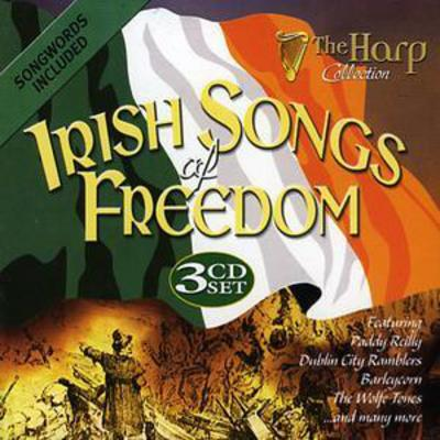 Irish Songs of Freedom - Various Artists [CD]