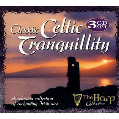 Classic Celtic Tranquility - Various Artists [CD]