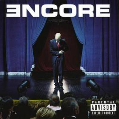 Encore - Eminem [CD]