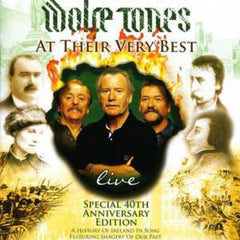 At Their Very Best Live - The Wolfe Tones [CD]