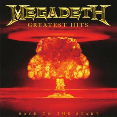 Greatest Hits: Back to the Start - Megadeth [CD]