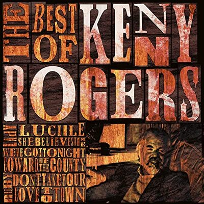 The Best of Kenny Rogers - Kenny Rogers [CD]