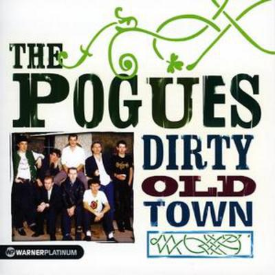 Dirty Old Town The Pogues Cd Golden Discs