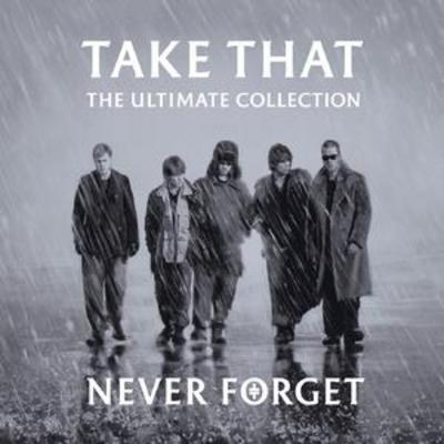 Never Forget: The Ultimate Collection - Take That [CD]