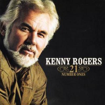 21 Number Ones: Remastered - Kenny Rogers [CD]