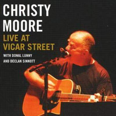 Live at the Vicar Street - Christy Moore [CD]
