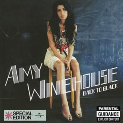 Back to Black - Amy Winehouse [CD]