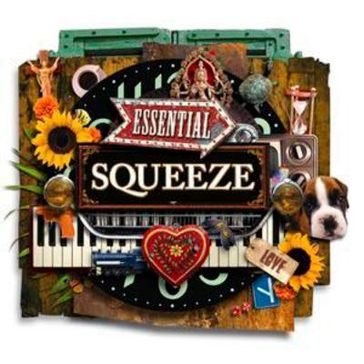 Essential Squeeze [super Jewel Box] - Various Producers [CD]