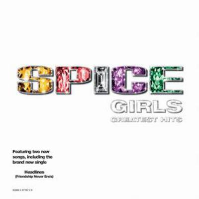 Greatest Hits - Spice Girls [CD]