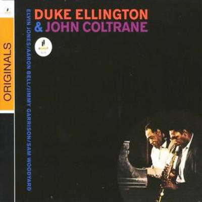Duke Ellington and John Coltrane - Duke Ellington and John Coltrane [CD]