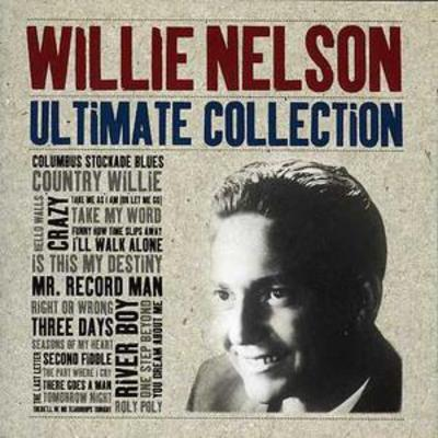 Willie Nelson: Ultimate Collection - Willie Nelson [CD]