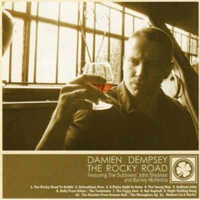 The Rocky Road - Damien Dempsey [CD]