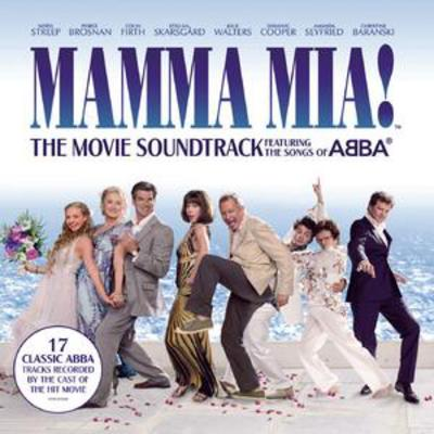 Mamma Mia!: The Movie Soundtrack - Various Artists [CD]