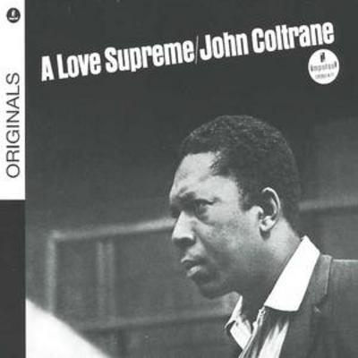 A Love Supreme - John Coltrane [CD]
