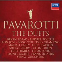 The Duets - Luciano Pavarotti [CD]
