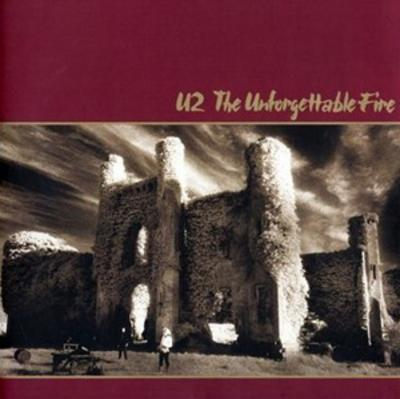 The Unforgettable Fire - U2 [VINYL]
