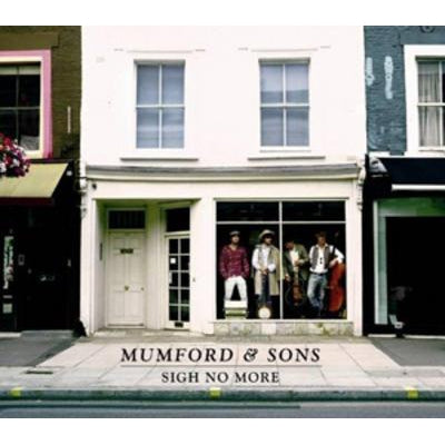 Sigh No More - Mumford & Sons [CD]