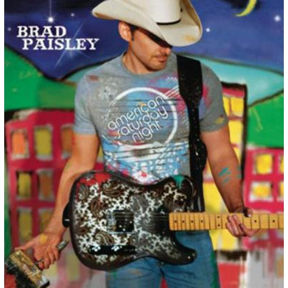 American Saturday Night - Brad Paisley [CD]