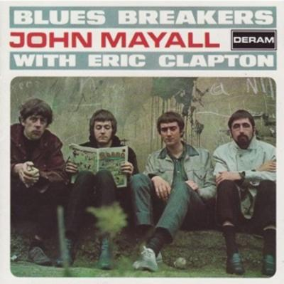 Blues Breakers - John Mayall with Eric Clapton [VINYL]