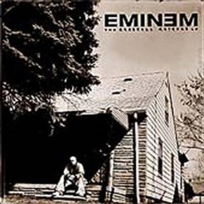 The Marshall Mathers LP - Eminem [VINYL]