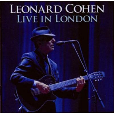 Live in London - Leonard Cohen [CD]