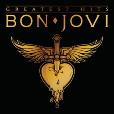 Greatest Hits - Bon Jovi [CD]