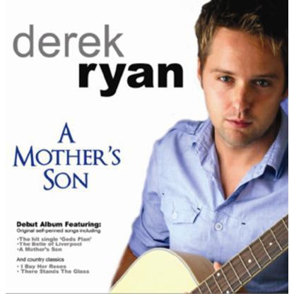 A Mother's Son - Derek Ryan [CD]