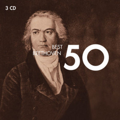 50 Best Beethoven - Ludwig van Beethoven [CD]