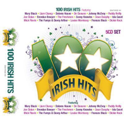 100 Irish Hits - Various Artists [CD]