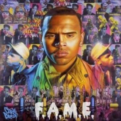 F.A.M.E. - Chris Brown [CD]