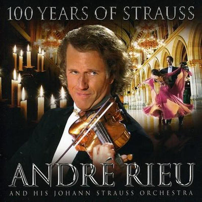 100 Years of Strauss - Johann Strauss [CD]