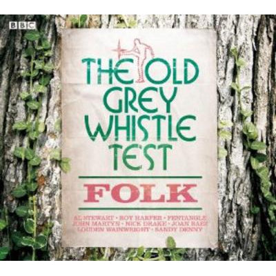 The Old Grey Whistle Test: Folk - Various Artists [CD]