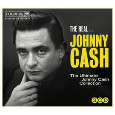 The Real Johnny Cash - Johnny Cash [CD]