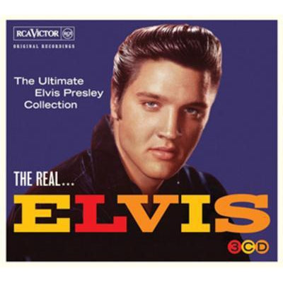 The Real Elvis - Elvis Presley [CD]