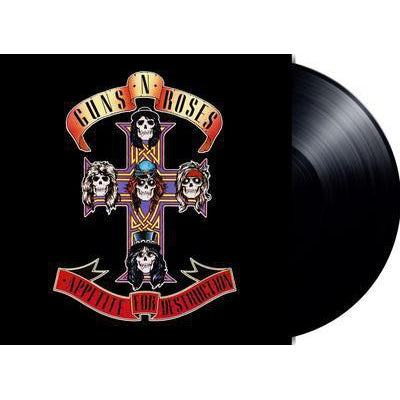 Appetite for Destruction - Guns N' Roses [VINYL]